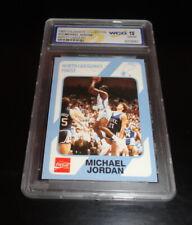 1989 Collegiate Collection North Carolina Michael Jordan #18 WCG 10 GEM MINT