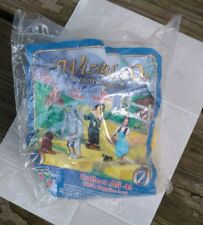 1998 Blockbuster Wizard of Oz Dorothy and Toto Action Figure Toy FACTORY SEALED