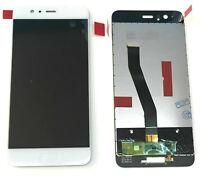 DISPLAY LCD+TOUCH SCREEN SCHERMO HUAWEI per P10 VTR-AL00 VTR-L09 BIANCO VETRO