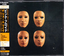 Pink Floyd The Wall Live 2000 Japan 2 CD 1st Press With Obi Sticker Very Rare