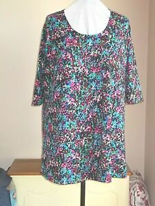 BNWT SIZE 30/32 LIGHT KNITTED A-LINE TUNIC JUMPER
