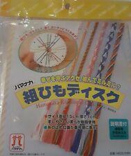 """Hamanaka Kumihimo Disc"" Crafts"
