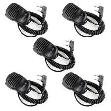 5X2 Pin Mini PTT Speaker MIC For Kenwood QUANSHENG PUXING BAOFENG UV5R 888S