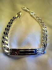 Bracciali di lusso maglie in argento