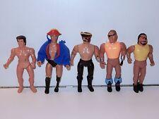 MOTU KO FIGHTING PIRATES LOT OF VARIOUS FIGURES 1980s PETER PAN NOT MEGO