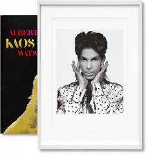 "KAOS by ALBERT WATSON Art Ed. A ""PRINCE"" (18/50) SIGNED SEALED SOLD-OUT Taschen"