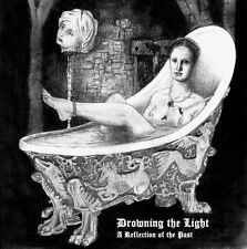 Drowning the Light - A Reflection of the Past CD 2013 black metal Australia