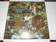 THE ASSOCIATION - Greatest Hits WARNER BROTHERS LP WS 1767 '68 Stereo Pop Rock