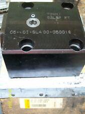 New Mori Seiki Cnc Lathe Clamping Unit C5 Lci Sl400 050016 Sandvik Coromant