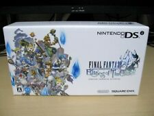 Nintendo DSi Final Fantasy Echoes of Time Console Japan MINT unused
