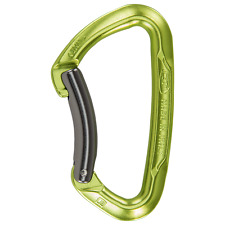 Lime B Carabiner Lever Curved, Lime Carabiner Climbing Technology Ct
