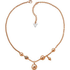 GUESS Jewelry WOMAN NECKLACE COLLANA Sparkle Sphere ubn31317