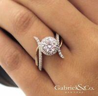 925 Silver Ring Man White Topaz Women Wedding Fashion Gift Jewelry Size 5-10
