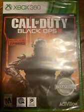 Call of Duty Black Ops III Xbox 360 New Factory Sealed Free Shipping