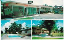 "Savannah GA ""Old South Manor Motor Court & Restaurant""  Postcard  Georgia"