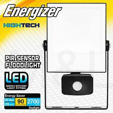 Quality Energizer 30w PIR LED Floodlight 25k