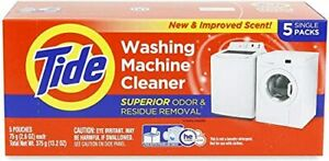 Washing Machine Cleaner by Tide, Washer Machine Cleaner Tablets for Front and 5