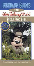 Birnbaum's Walt Disney World Pocket Parks Guide 2011, Birnbaum Travel Guides, Ve