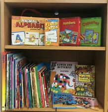 50 englische Bücher, 4 Spiele für Kinder, Paket, english books & games for kids
