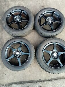 TOYOTA MR2 MK3 ALLOY WHEEL WITH GOOD TYRES