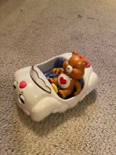 Rare Vintage Care Bears Care A Lot Cloud Car Moving Eyes 1 bear 2003