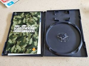 CASE + MANUAL ONLY - Hardware Online Arena Sony PS2