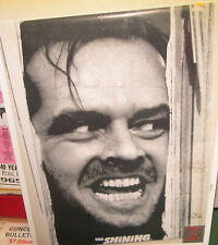 The Shinning Poster Spectacular New Vintage Rare Oops Jack Nicholson