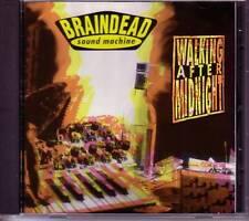 BRAINDEAD SOUND MACHINE Walking 6TRX MIXS CD w/ KMFDM