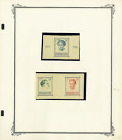 Luxembourg Useful 1900 to 1960 Clean Mostly Mint Stamp Selection