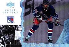 1996-97 UD Ice #112 Wayne Gretzky