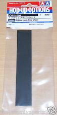 Tamiya 54694 Rubber Anti-Slip Sheet (TRF416/TRF417/RF418/TRF419/TB Evo 5/6), NIP