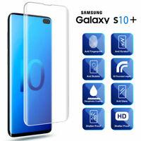 für Samsung Galaxy S10 S10 Plus S10 Lite Schutzfolie Displayschutzfolie TPU Neu