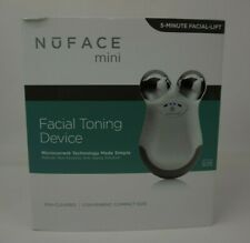NuFACE mini Facial Toning Device Set Wrinkle Reducer