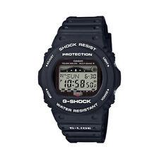 CASIO G-SHOCK G-Lide Tough Solar Tide Alarm Chrono WorldTime WATCH GWX5700CS-1