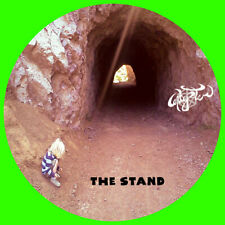 "EXCEPTER The Stand 12"" PICTURE DISC vindicatrix black to comm pye corner audio"