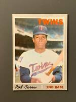 1970 Topps #290 Rod Carew VGEX-EX Minnesota Twins HOF