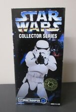 """Stormtrooper 1996 STAR WARS Collector Series 12"""" 1/6 Scale MIB"""