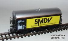Märklin Modello speciale (35) elevato a bordo auto Pubblicità SMDV NUOVO