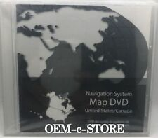 Only for 2009 2010 2011 Cadillac DTS Navigation DVD Map U.S. Canada 6.0c Update