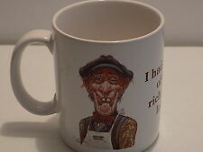 "Leanin' Tree MGW 78 ""I Had A Choice Of Being Rich Or Good Lookin'!"" Coffee Mug"