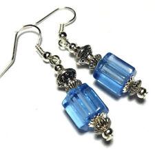 Handmade Drop/Dangle Screw Back (pierced) Costume Earrings