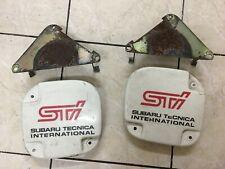 Subaru Impreza Sti GC8 GF8 JDM Foglights Cover With Brackets (Used)