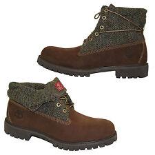 Timberland AF Roll Top 6 Inch Boots Schnürstiefel Stiefel Winter Herren A11QV