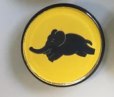 Coprimozzo Lancia Elefantino Blu - Diametro 55 mm