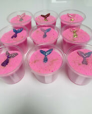Personalised Mermaid Fizzy Bath Bombs Party Favours Party Bag Fillers