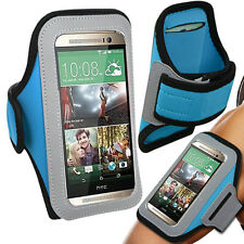 Sport Armband Jogging GYM Case Workout Pouch Cover for HTC One X One 10 M7 M8 M9