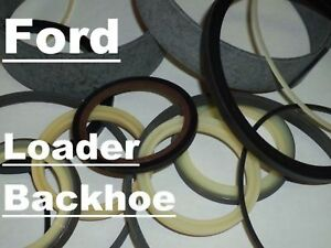 251319 BH Crowd Cylinder Seal Kit Fits Ford 340-655A