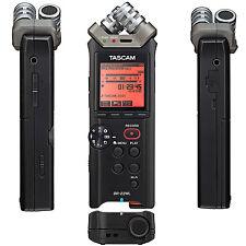 Tascam DR-22WL Handheld-Recorder mit WLAN-Anbindung