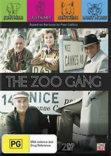 THE ZOO GANG - NEW DVD