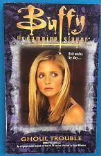 Buffy The Vampire Slayer Ghoul Trouble by John Passarella (1200) Pocket Pulse pb